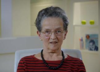 Krista, a happy dental implant patient